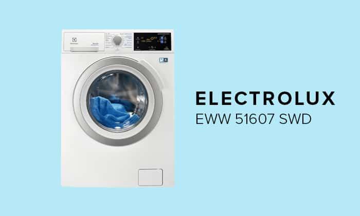 ELECTROLUX EWW 51607 SWD