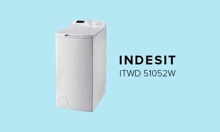 Indesit ITWD 51052W