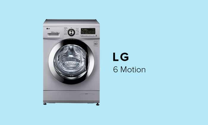 LG 6 Motion