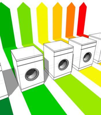 Сколько электроэнергии в кВт потребляет стиральная машина