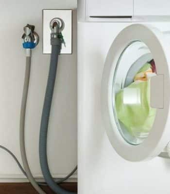 Как самостоятельно подключить и установить стиральную машину