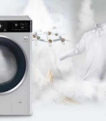 ТОП-4 лучших стиральных машин с функцией пара