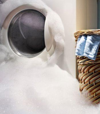 Что делать, если стиральная машина потекла во время работы