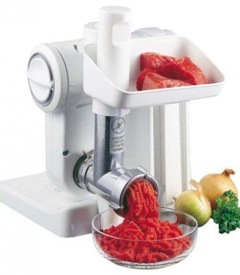 ТОП-6 лучших кухонных комбайнов с функцией мясорубки