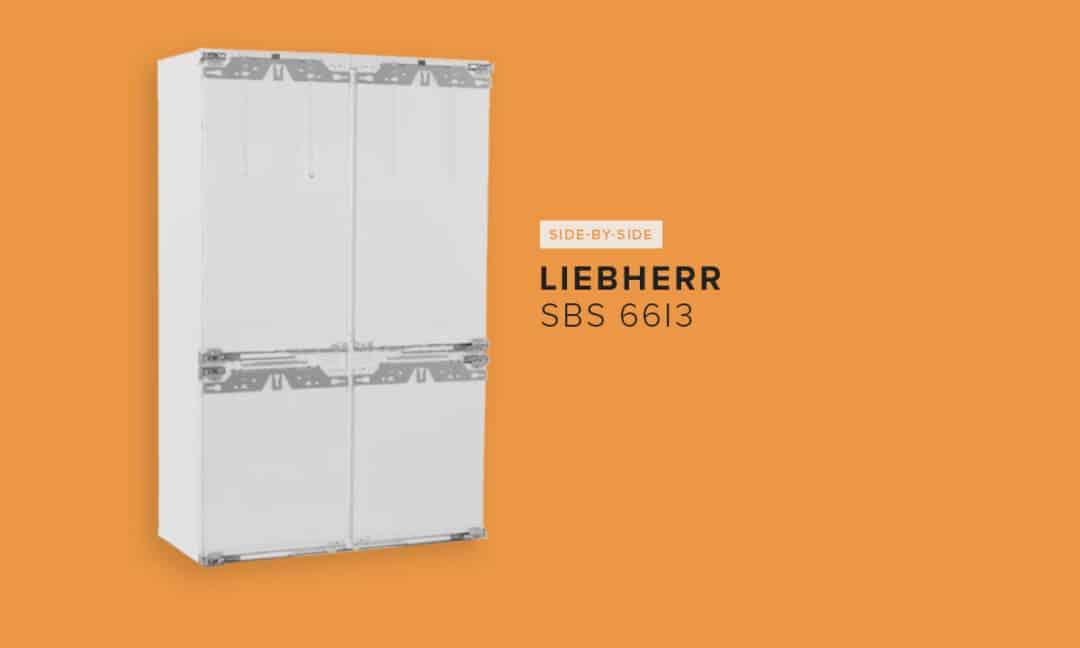 Liebherr SBS 66I3