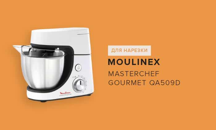 Moulinex Masterchef Gourmet QA509D