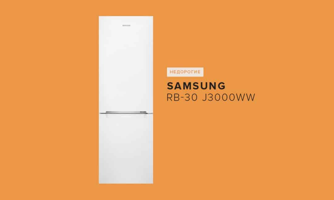 SAMSUNG RB-30 J3000WW