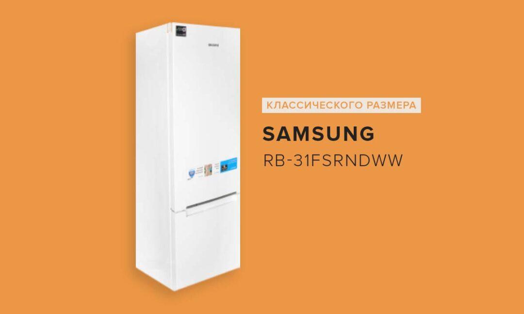 Samsung RB31FSRNDWW
