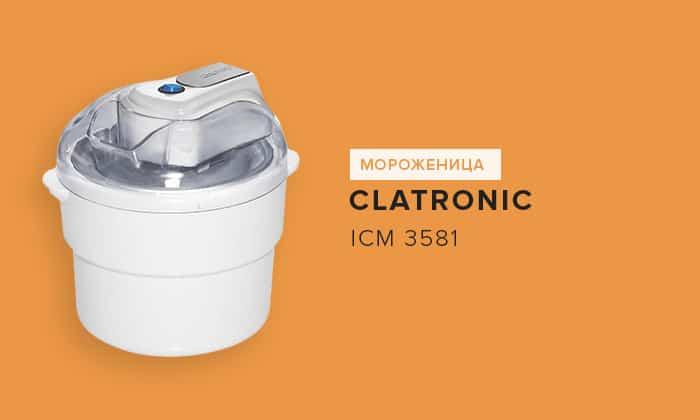 Clatronic ICM 3581