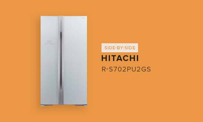 Hitachi R-S702PU2GS