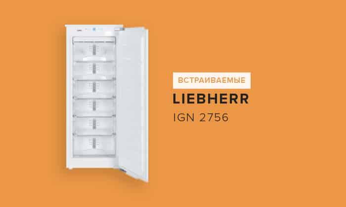Liebherr IGN 2756
