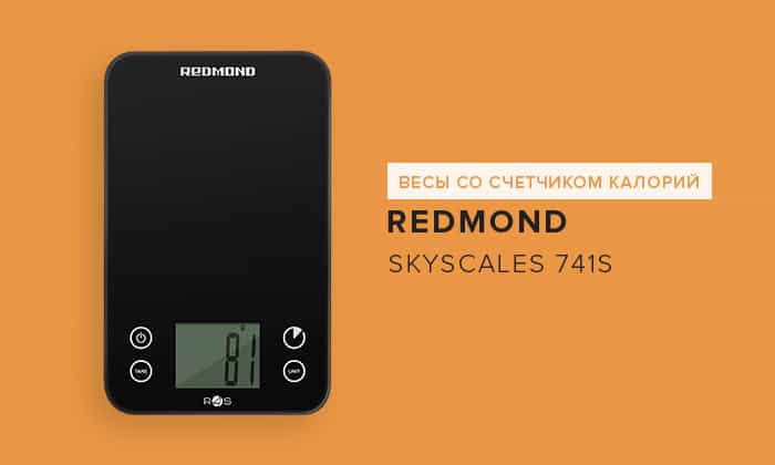 Redmond SkyScales 741S