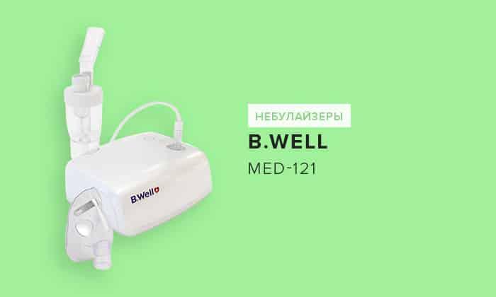 B.Well MED-121