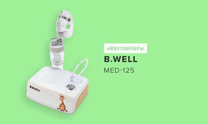 B.Well MED-125
