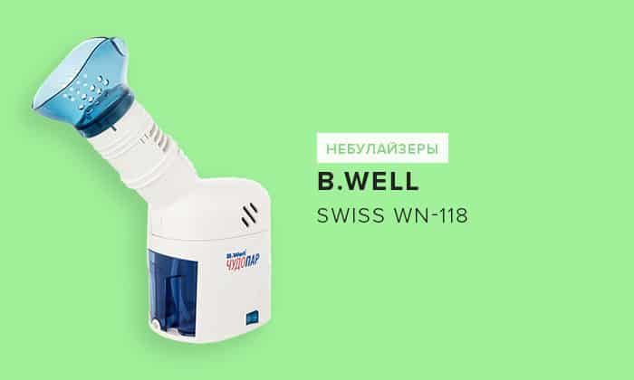 B.Well Swiss WN-118