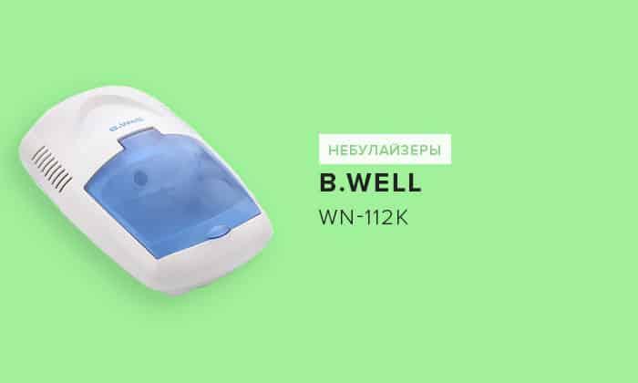 B.Well WN-112K