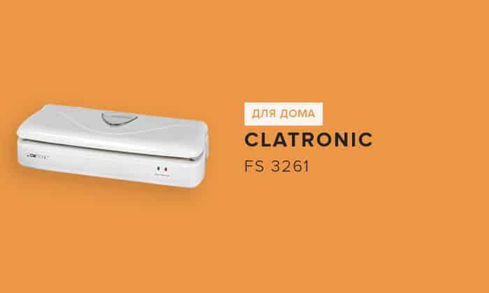 Clatronic FS 3261