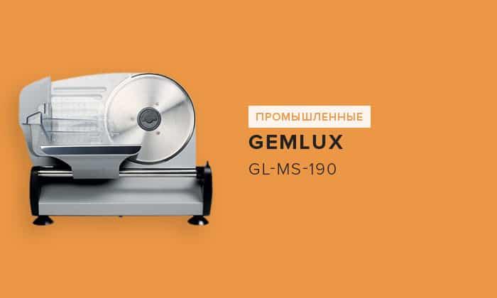 Gemlux GL-MS-190