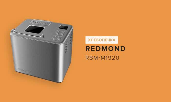 Redmond RBM-M1920