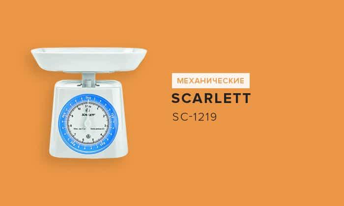 Scarlett SC-1219
