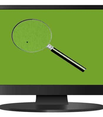 Проверка и способы устранения битых пикселей на телевизоре
