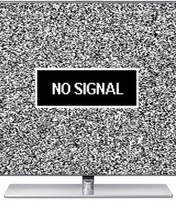 Почему на телевизоре нет сигнала от антенны и как это исправить