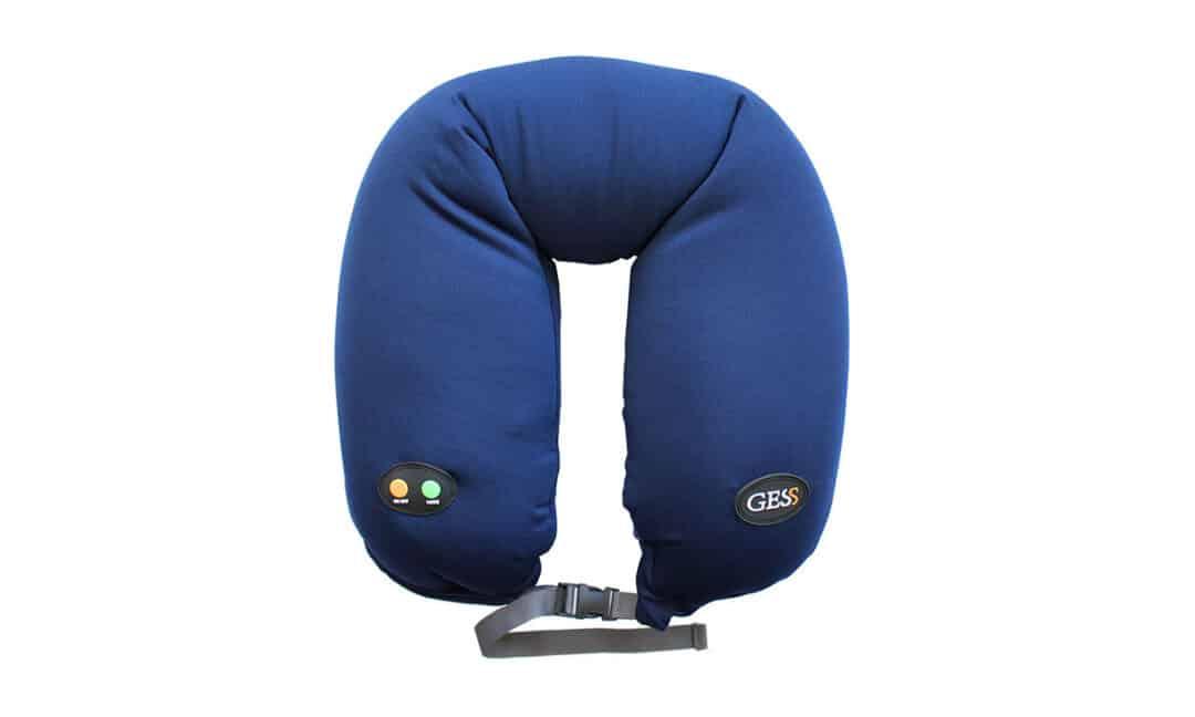 Вибрационная подушка-массажер