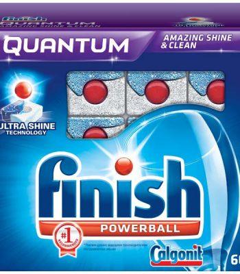 Для чего нужна соль Finish для посудомоечной машины
