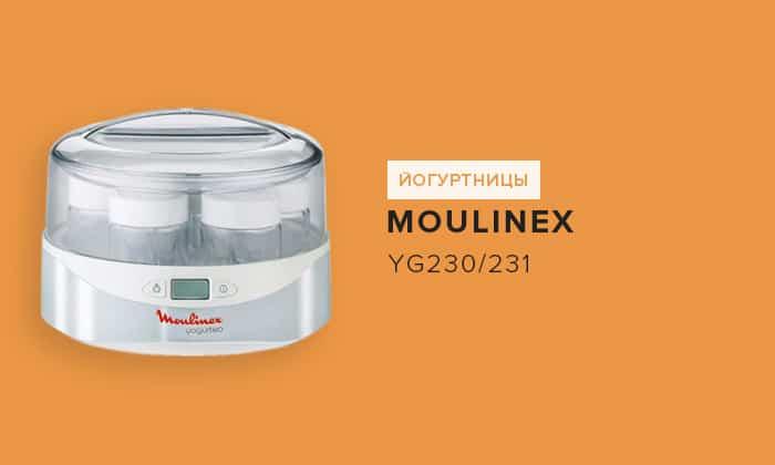 Moulinex YG230/231