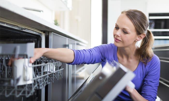 Посудомойка (не женщина)