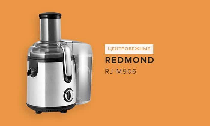 REDMOND RJ-M906