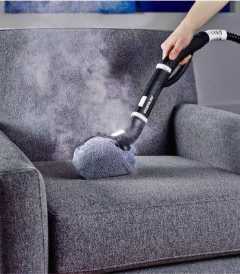 Чистка мебели и ковров пароочистителем