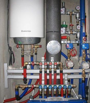 Инструкция по подключению электрического накопительного водонагревателя