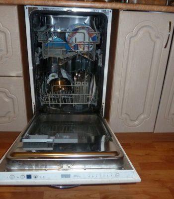Инструкция для подключения встраиваемой посудомоечной машины своими руками