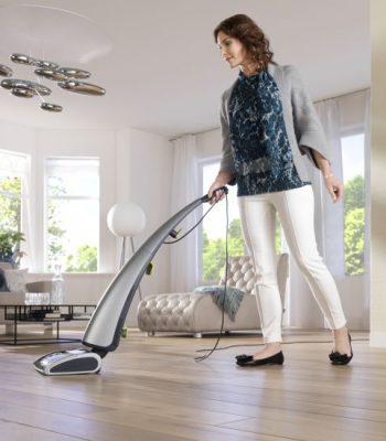 Как правильно использовать моющий пылесос