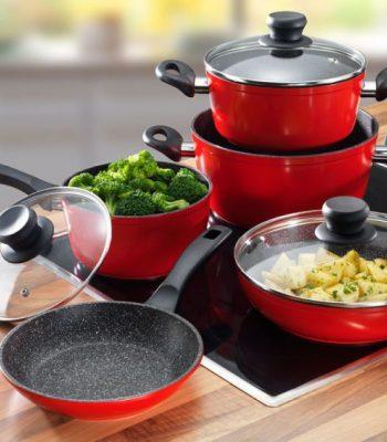 Какую посуду использовать для стеклокерамической плиты