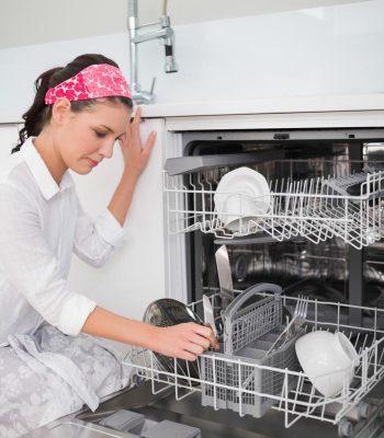 Правила использования посудомоечной машины