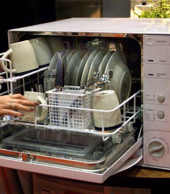 Обзор компактных посудомоечных мини-машин