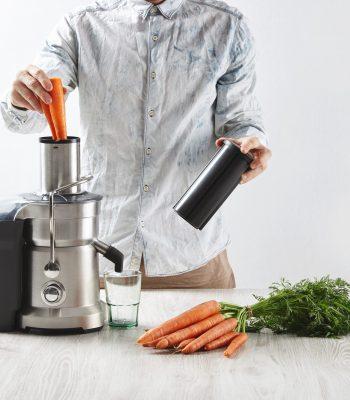 Соковыжималка для моркови: виды приборов, плюсы и минусы