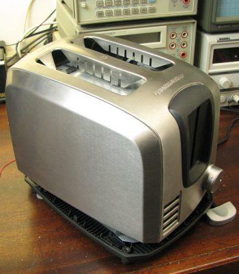 Как самостоятельно починить тостер