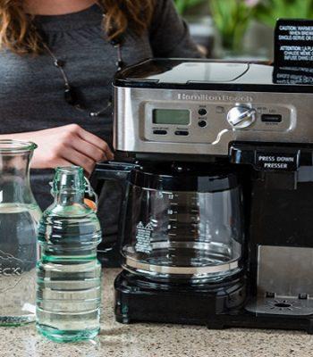 Эффективные средства для чистки кофемашины от накипи