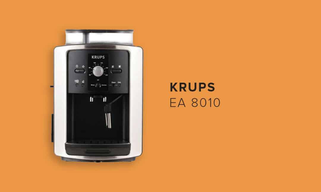 Модель кофеварки для дома и офиса Krups EA8010