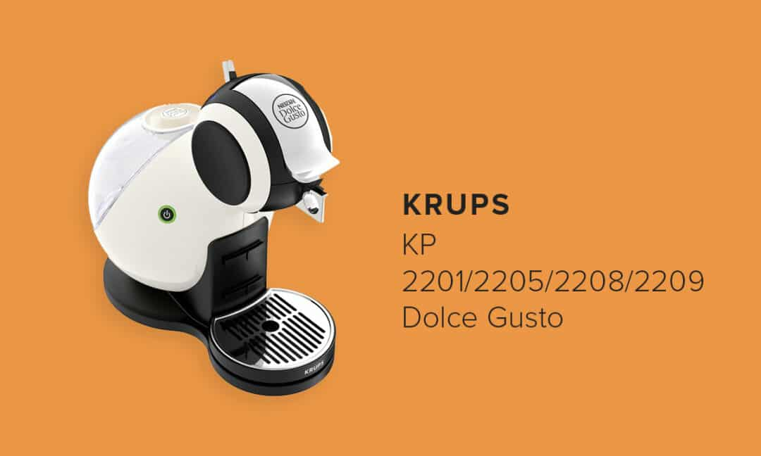 Кофемашина Krups KP2201/2205/2208/2209 Dolce Gusto