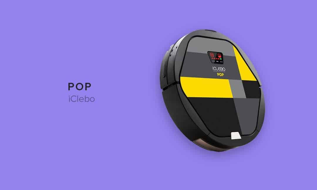 Робот Pop