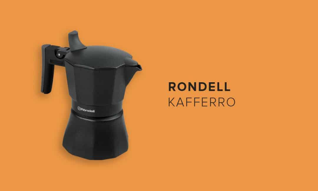 Кофеварка Rondell Kafferro
