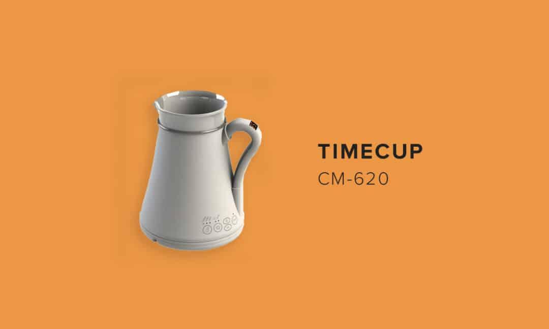 Кофеварка TimeCup СМ-620 с функцией автоотключения