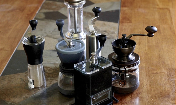 Жерновая кофемолка принцип рабоы из чего состоит