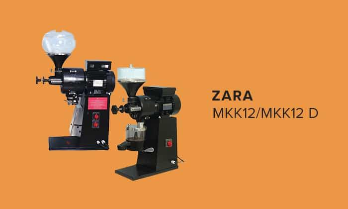 Zara MKK12 и MKK12 D
