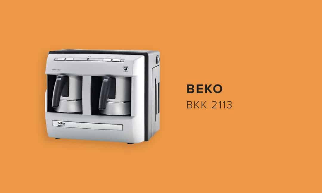 Электротурка Beko ВКК 2113