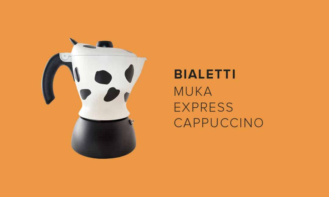 Кофеварка Bialetti Muka Express Cappuccino для капучино